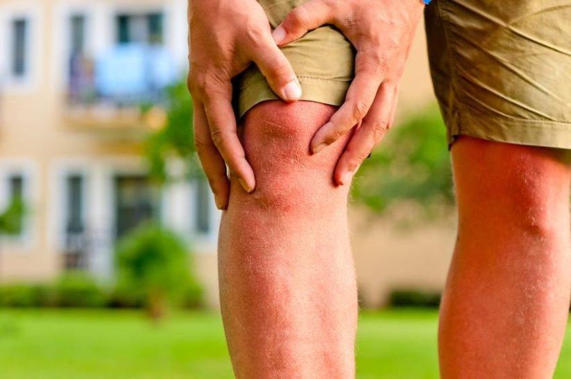 Att identifiera olika symptom på löparknä